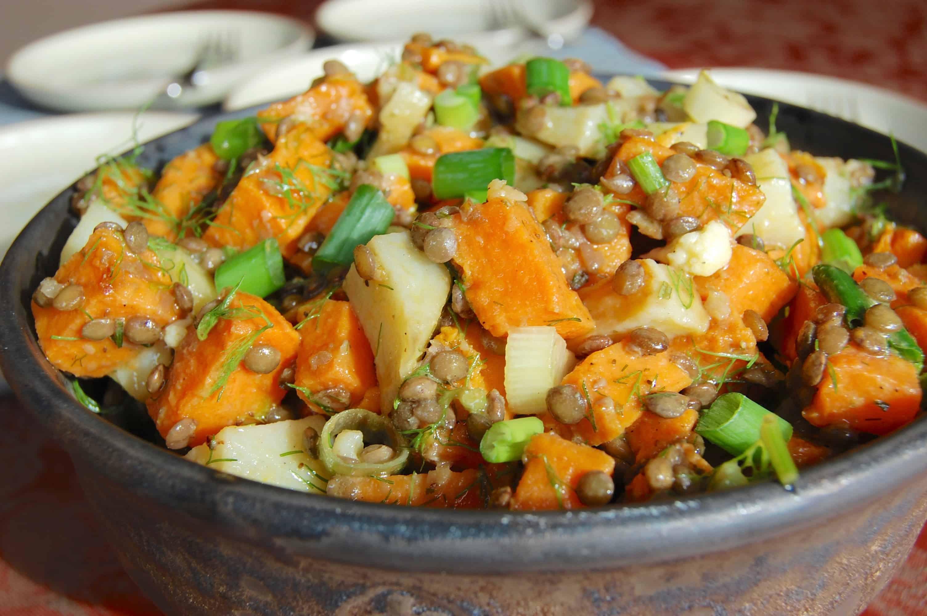 Gutsy Potato Salad