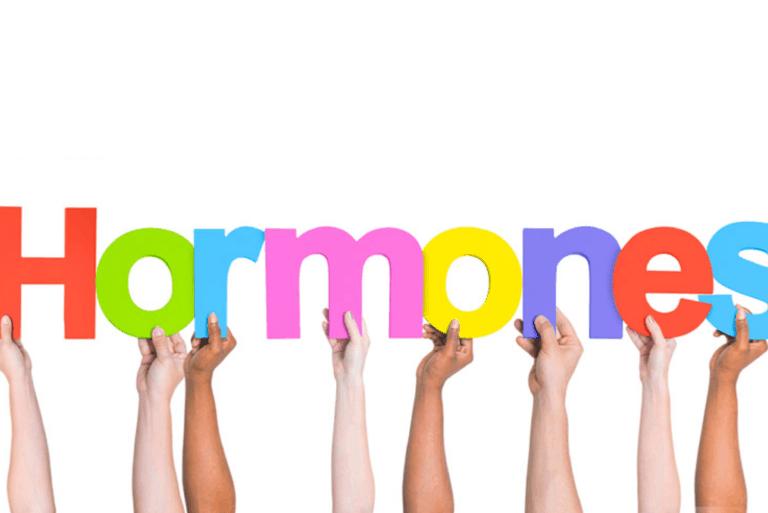 Hormones and liver detoxification