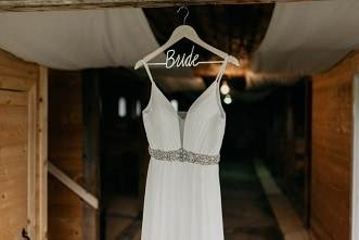 My Backwards Wedding